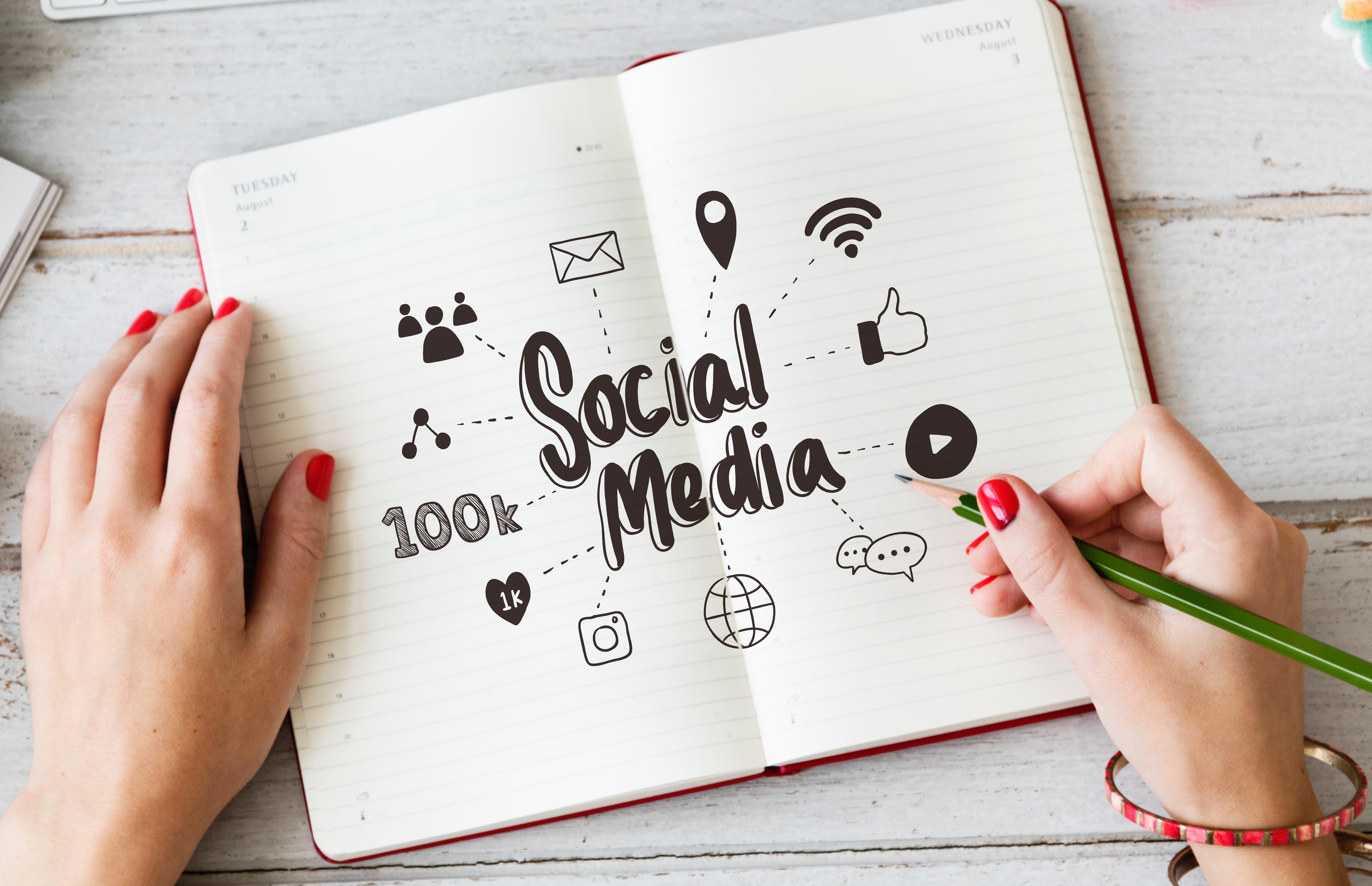 Rozbiehame sociálne siete